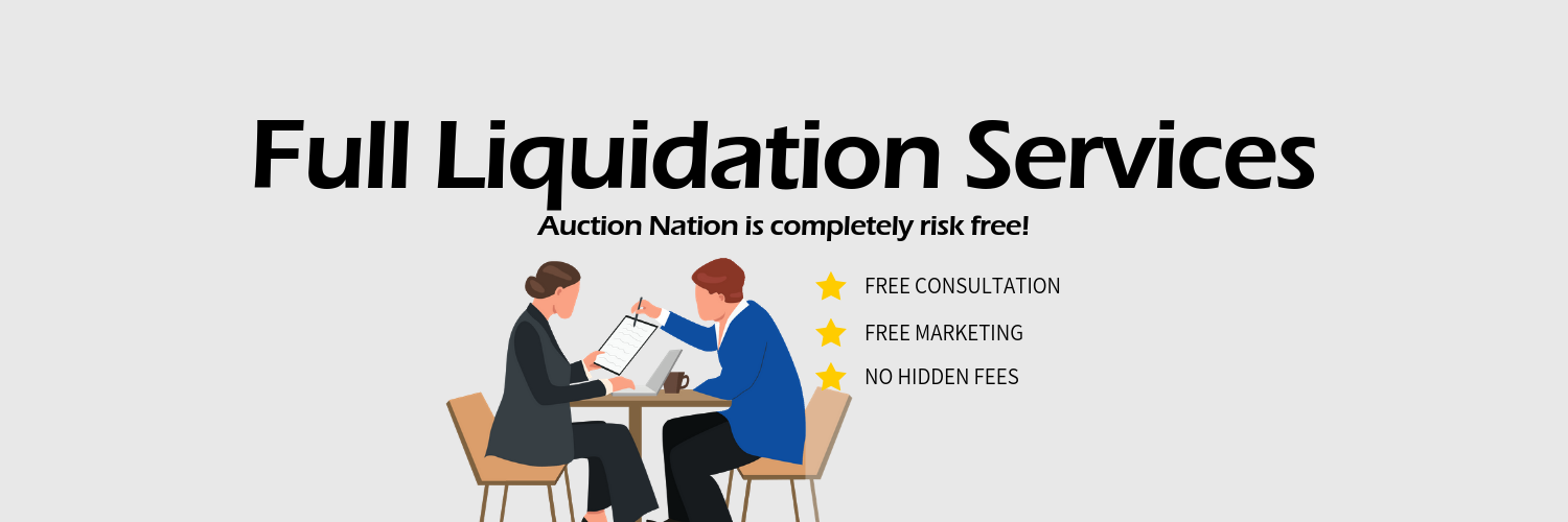 Get a free consultation to sell your equipment.