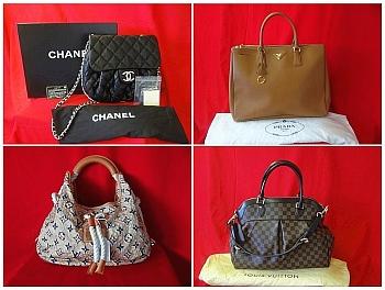 Nationwide Designer Handbag Online Auction