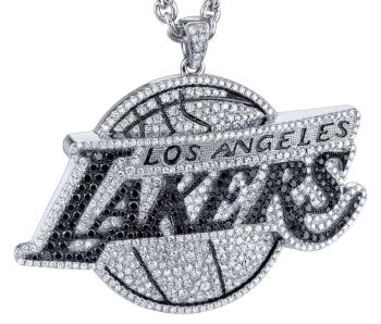 Nationwide Official Nba La Lakers Amp La Clippers Jewelry Auction Auction Nation Auction Nation
