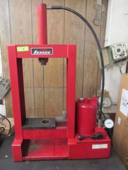 automotive machine shop equipment auctions