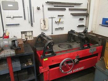automotive machine shop equipment