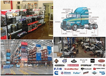 Tucson New In Box Commercial Truck Distribution Parts Corp