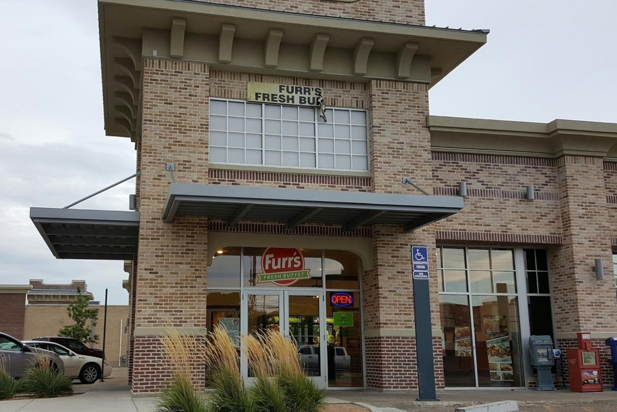 Amarillo Tx Onsite Former Furr S Restaurant Liquidation