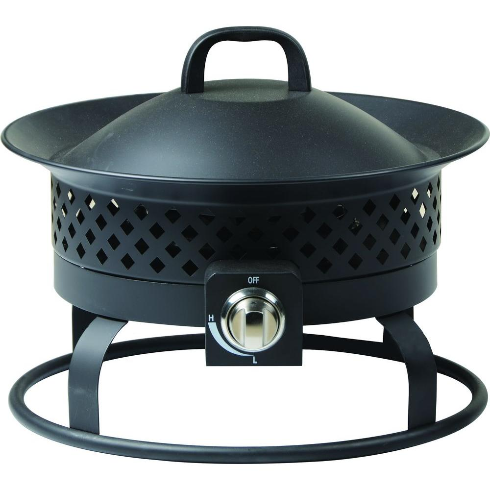 Mesa New Bond Solara Gas Bowl Fire Pit Auction Nation
