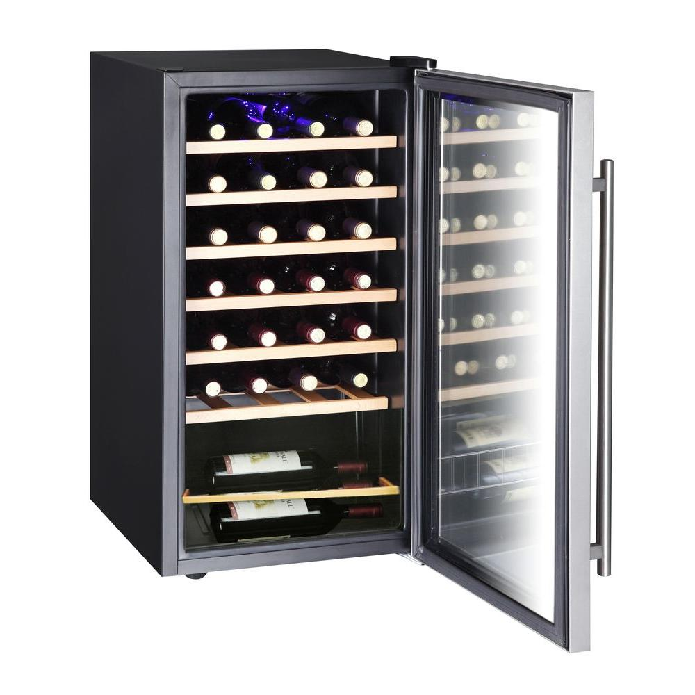Glendale New Vissani Stainless Steel Wine Cooler Auction Auction Nation Auction Nation