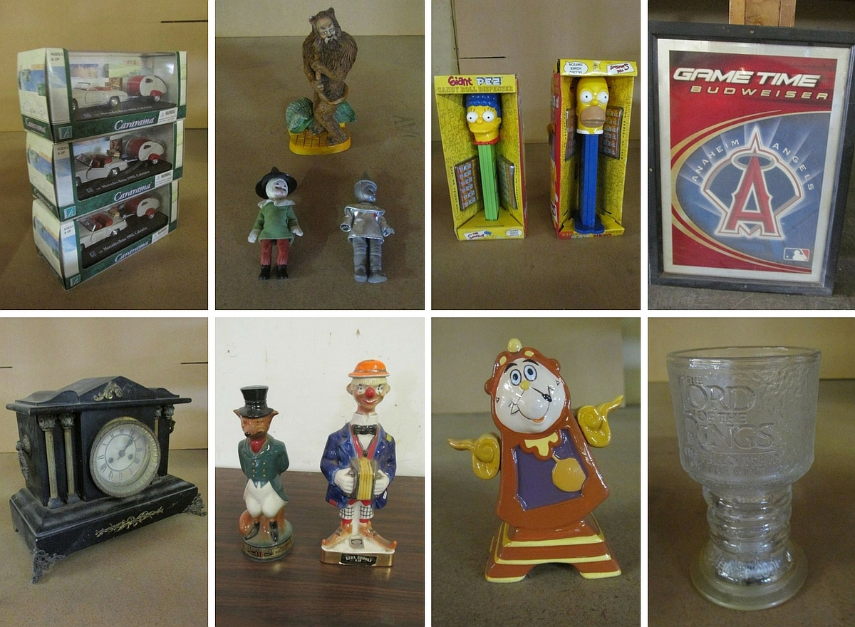 Covina Ca Onsite Collectibles Liquidation Auction