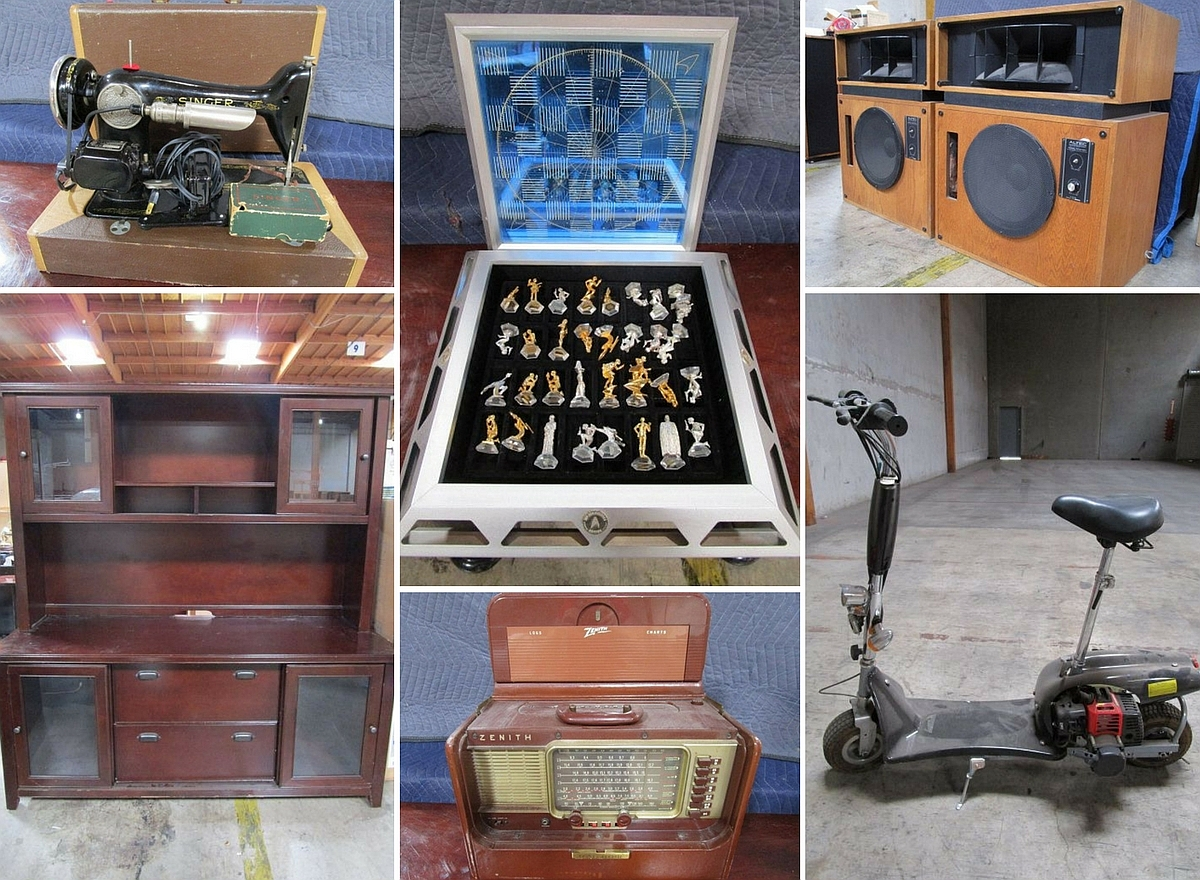 Phoenix furniture auctions / Smith landscaping