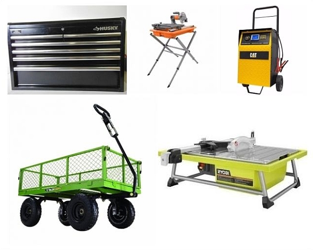 Tucson Az Tool And Contractor Supply Auction Auction