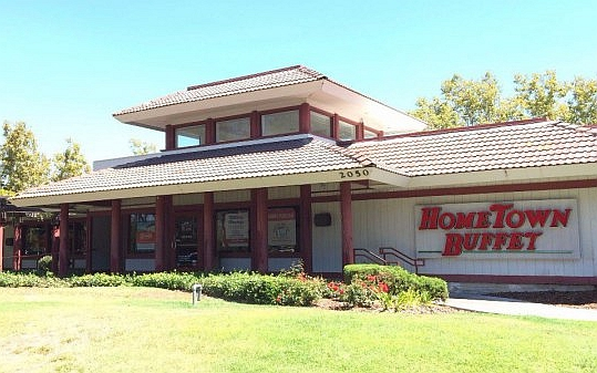 Concord Ca Onsite Hometown Buffet Restaurant Liquidation