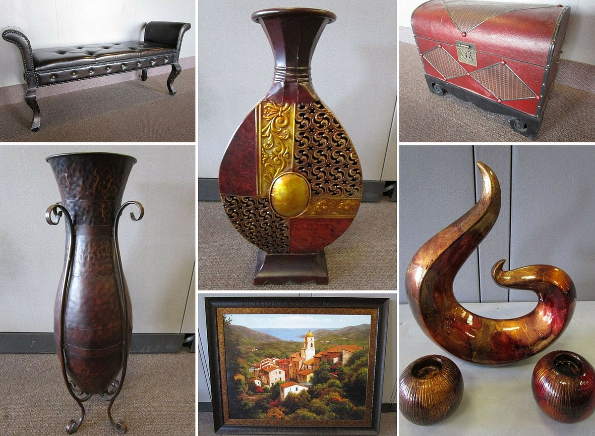 North phoenix az high end home decor auction auction for Home decor 85032