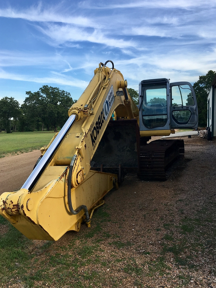 Sadler Tx Onsite Kobelco Sk330 Lc Hydraulic Excavator Auction Auction Nation Auction Nation