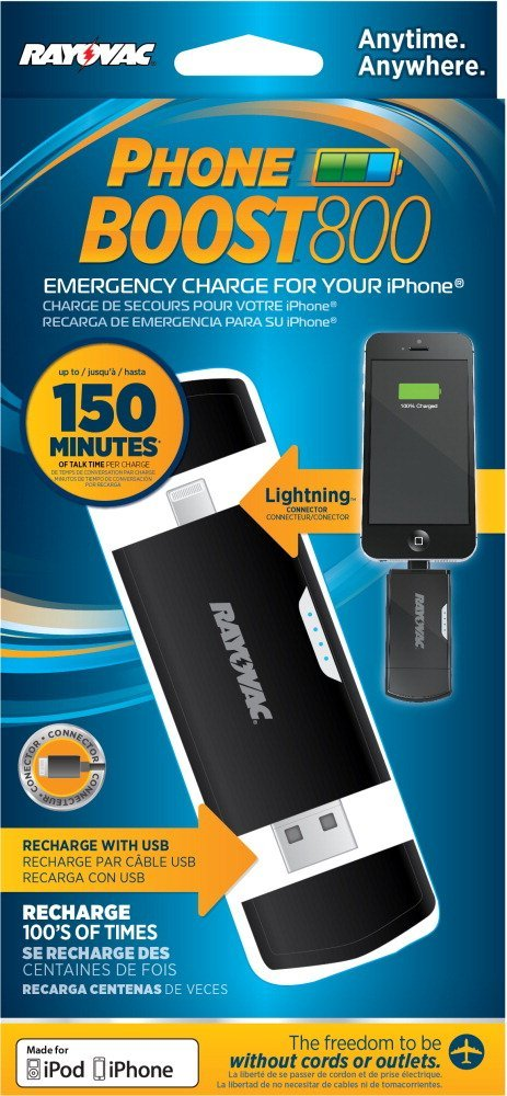 Glendale Az New Rayovac Phone Boost 800 Charger Auction