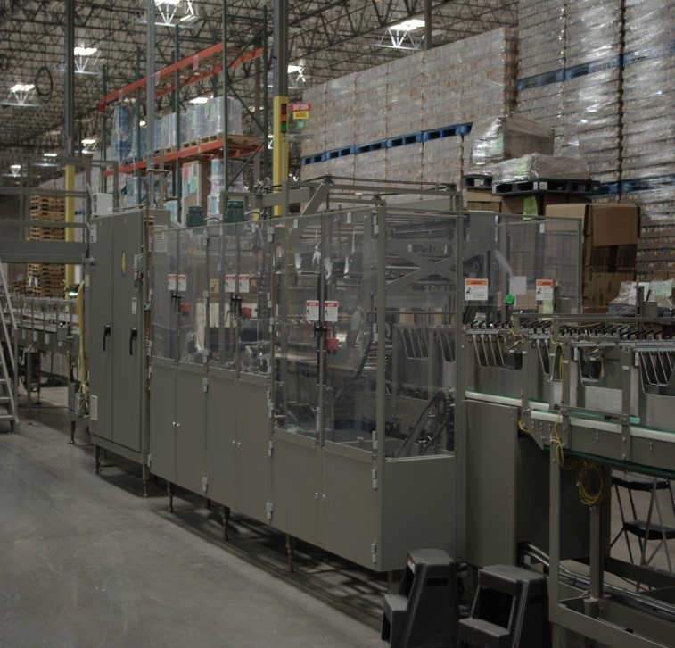 Tolleson Az Onsite Douglas Continuous Motion Case Packer