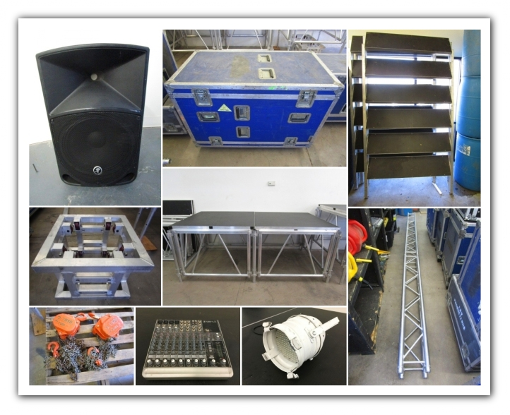 Tempe Az Onsite High End Staging And Audio Video Equipment Auction Auction Nation Auction
