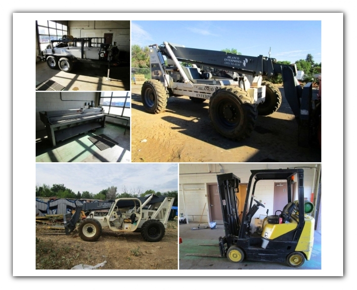 Denver Co Onsite Heavy Equipment And Industrial Supply