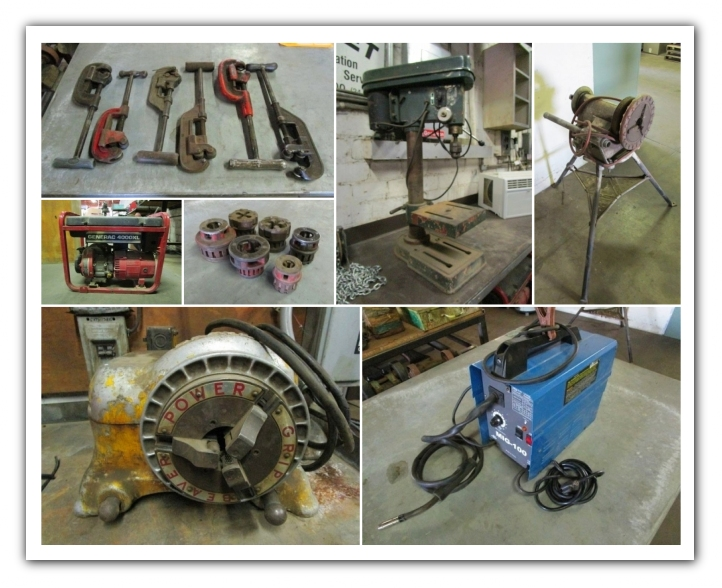 Phoenix Az Onsite Industrial Tool And Equipment Auction