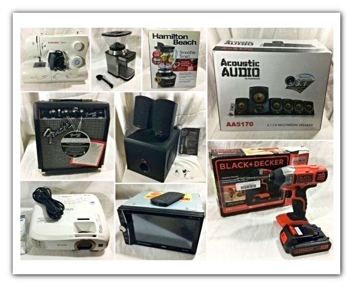 Buckeye Az Onsite Electronics And Consumer Goods Auction