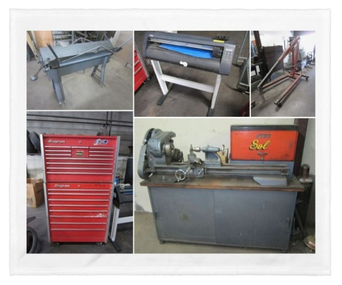 Tucson Az Onsite Automotive Mechanic Shop Auction