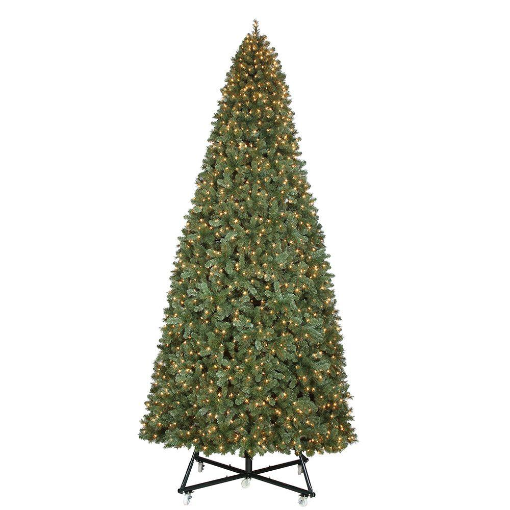 description - Martha Stewart 75 Foot Christmas Trees