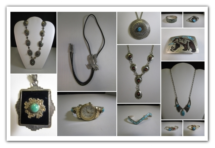 North Phoenix Az Native American Jewelry Auction