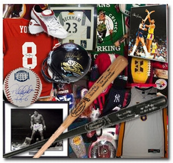 North Phoenix Az Sports And Celebrity Memorabilia Auction