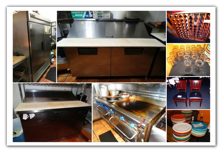 San Jose Ca Onsite Restaurant Equipment Liquidation