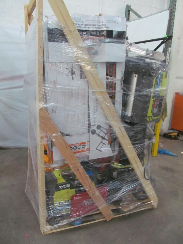 Glendale Az Unsorted Tool And Home Improvement Pallet Lot