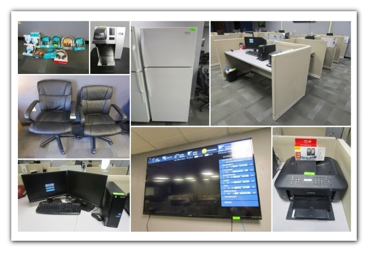 Phoenix Az Onsite Office Liquidation Auction Auction