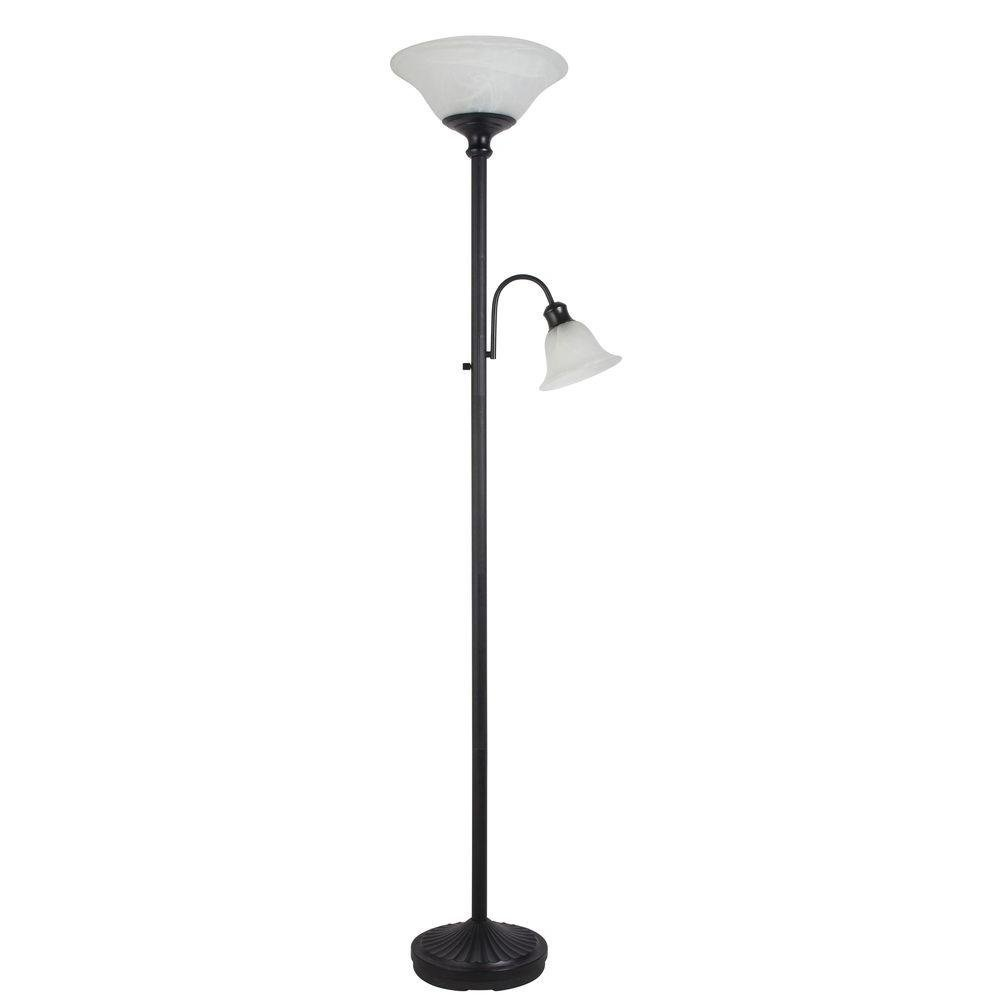 Glendale Az New Hampton Bay Mother Daughter Floor Lamp