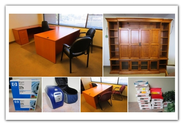 GLENDALE, AZ ONSITE Office Furniture Liquidation Auction