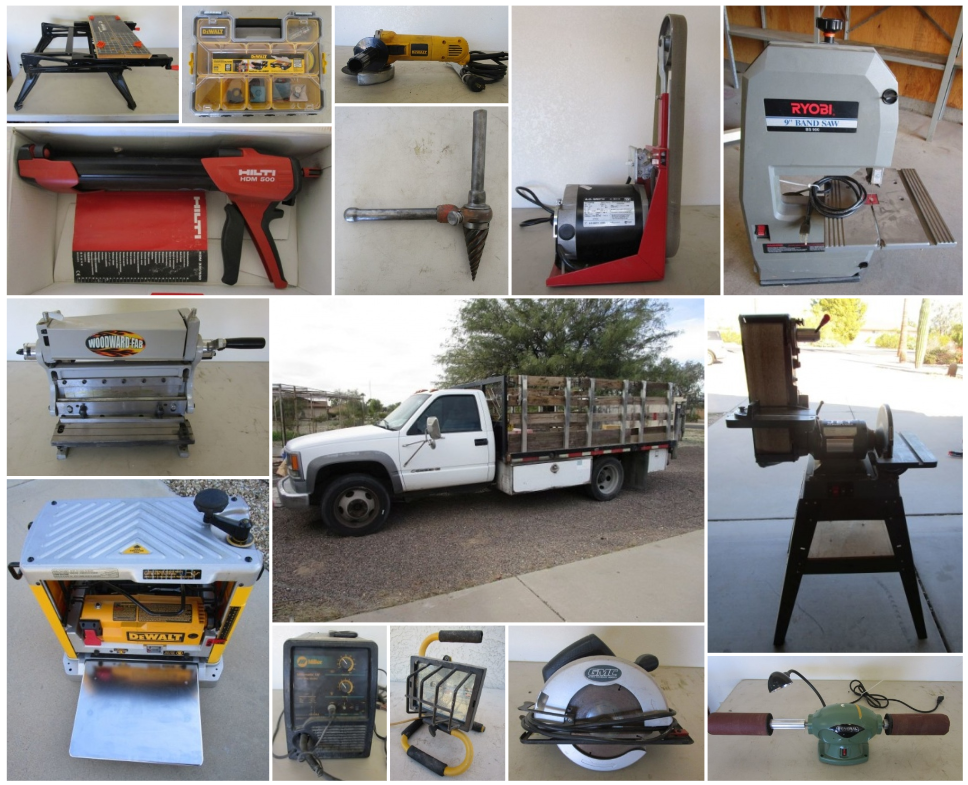 Buckeye Az Onsite Online Tools And More Auction Auction