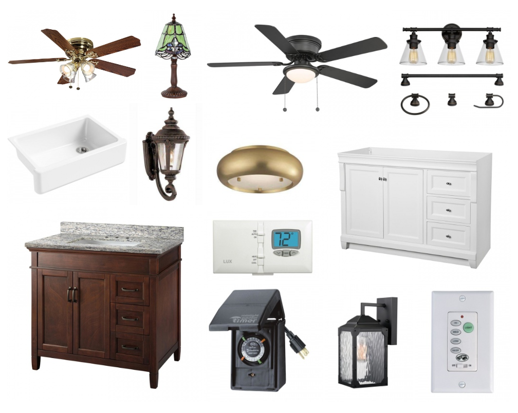 Phoenix Az Onsite Plumbing Vanities Ceiling Fans And