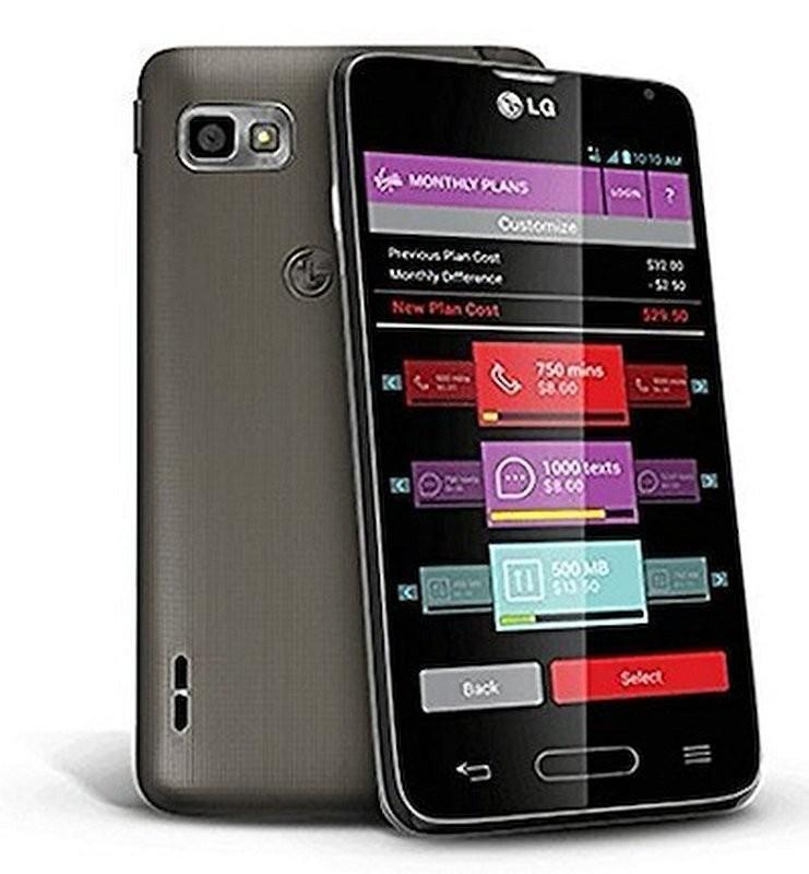 Tempe Az Guadalupe Rd Exclusive Virgin Mobile New Lg