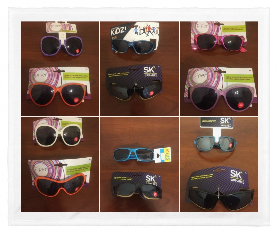 North Phoenix Az Brand New Kids Sunglasses Auction