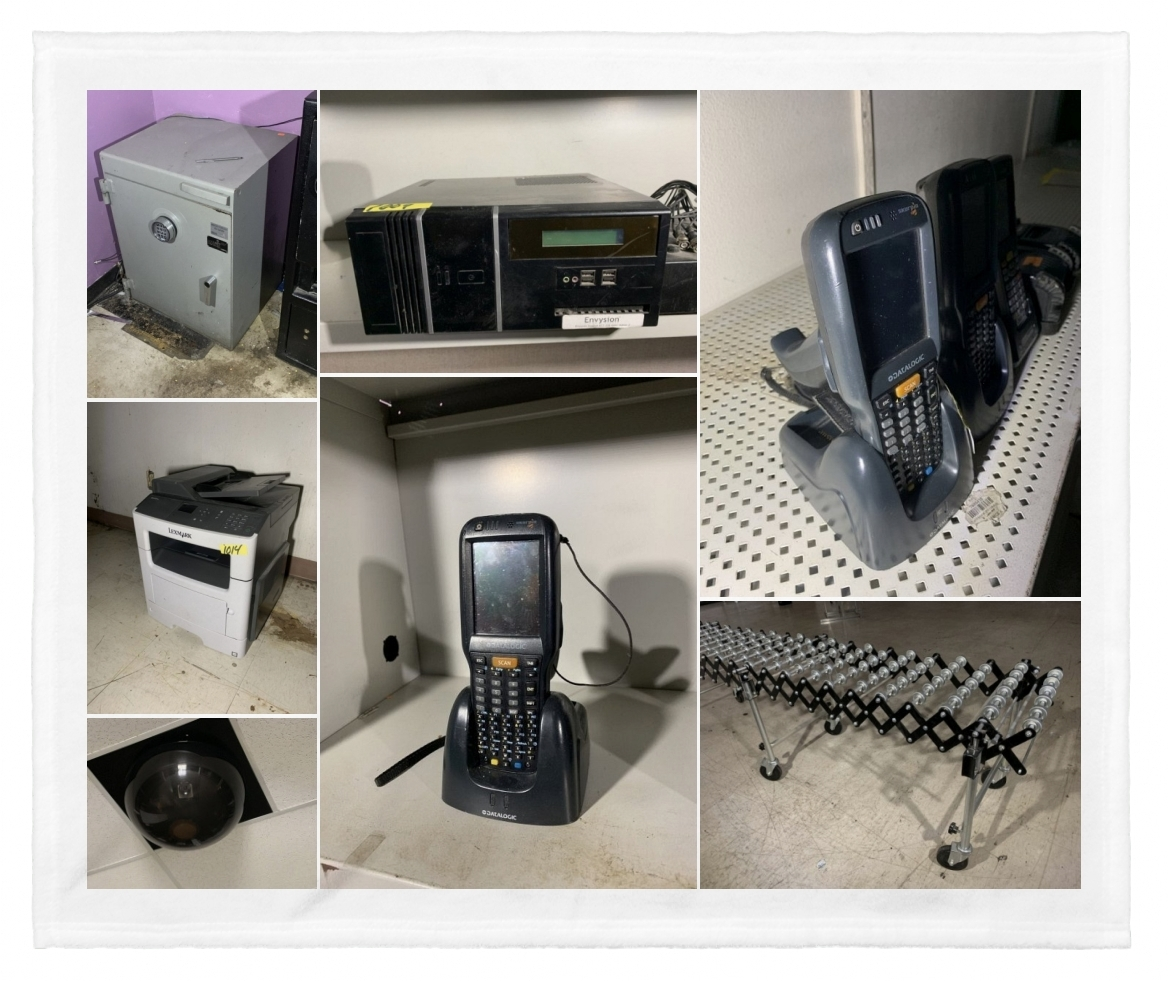 Dallas Tx Store Fixture And Business Liquidation Auction