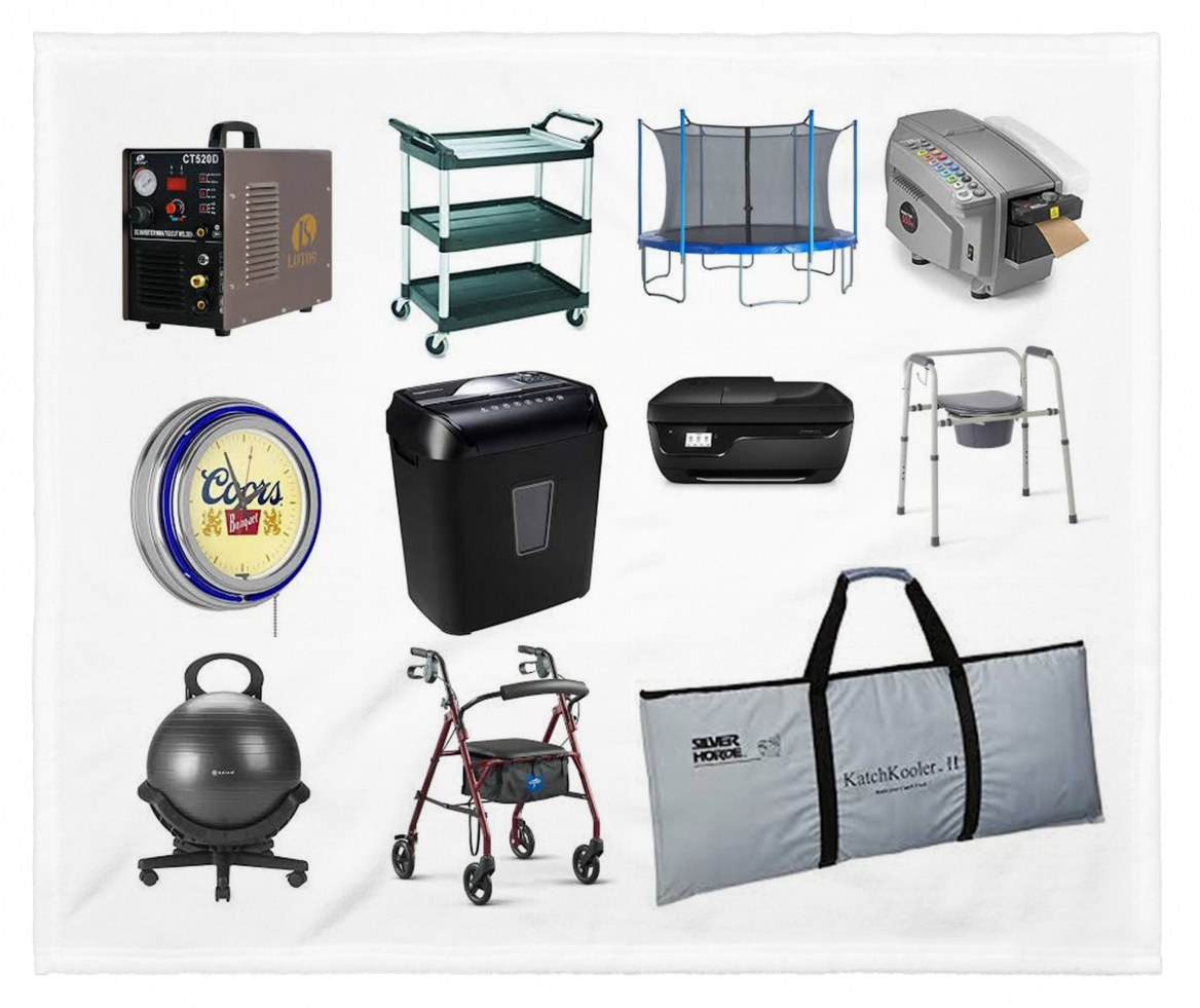 American Furniture Gallery Glendale Az: GLENDALE AIRPARK, AZ Electrical & Office Supply Auction