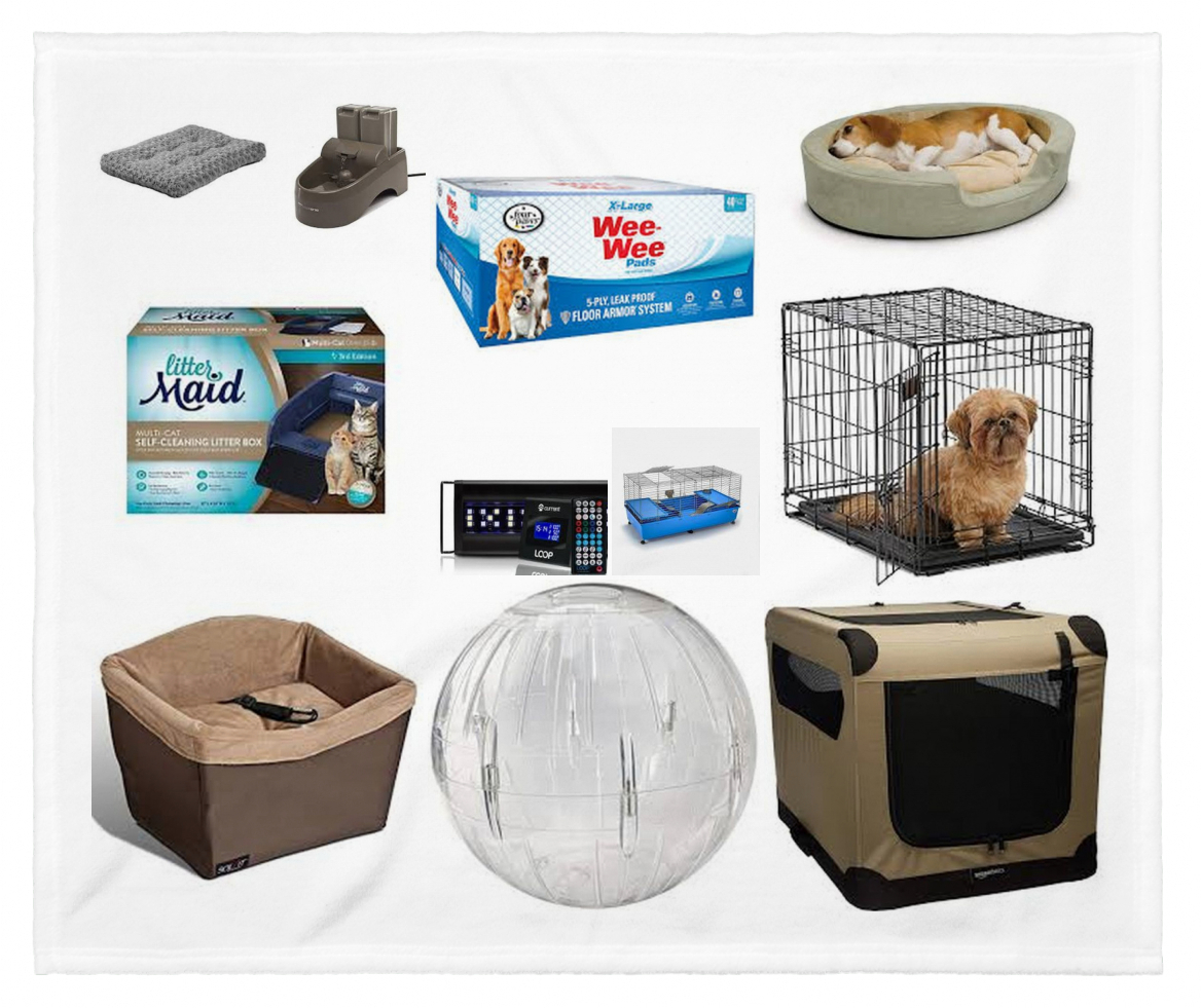 GLENDALE AIRPARK, AZ Pet Supply Auction (Independent